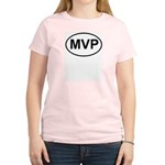 MVP Most Valuable Player Oval Women's Light T-Shir