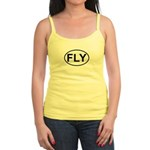 Fly Pilot Flying European Oval Jr. Spaghetti Tank