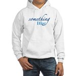 Something Blue Hooded Sweatshirt