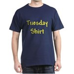 My Only Tuesday Blue T-Shirt