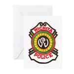 Wichita Police Greeting Cards (Pk of 10)
