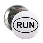 Run Runner Running Track Oval Button