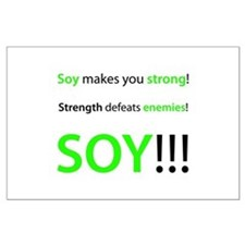 soy poster
