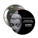 """Buddhist Religion: Gift of Truth 2.25"""" Button (100"""