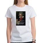 Classical Music: Beethoven Women's T-Shirt