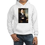 Philosopher: George Berkeley Hooded Sweatshirt
