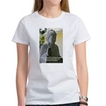 Eastern Philosophy: Buddha Women's T-Shirt