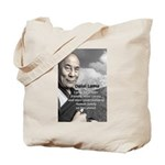 The 14th Dalai Lama Tote Bag