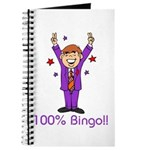 Bingo Journal