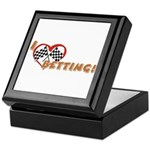 Betting Keepsake Box