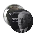 "Woodrow Wilson 2.25"" Button (10 pack)"