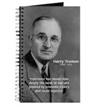 President Harry Truman Journal