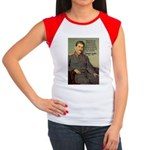 Joseph Stalin Women's Cap Sleeve T-Shirt