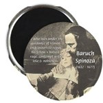 "Rationalist Baruch Spinoza 2.25"" Magnet (10 pack)"