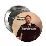 "Theodore Roosevelt 2.25"" Button (10 pack)"