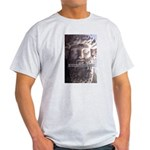 Plato: Wisdom Knowledge Play Ash Grey T-Shirt