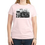George Orwell: Language Thought Women's Pink T-Shi