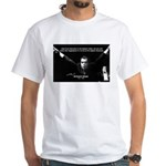 Motivation Richard Nixon White T-Shirt