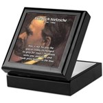 Master of Prose: Nietzsche Keepsake Box