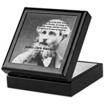 Maxwell's Electromagnetic Equations Keepsake Box