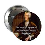 Philosophy John Locke Button