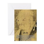 Law of Nature: Lao Tzu Greeting Cards (Package of