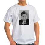 Power of the Idea JFK Ash Grey T-Shirt