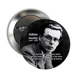 "History Aldous Huxley 2.25"" Button (10 pack)"