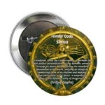 """Shiva the Cosmic Dancer 2.25"""" Button (10 pack)"""