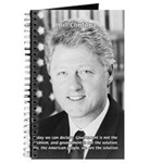 Government Bill Clinton Journal