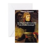 French Revolution Napoleon Greeting Cards (Package