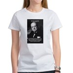 World War 2 Churchill Women's T-Shirt