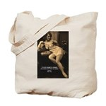 Voltaire: Seduction Victory Tote Bag