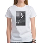 Goethe on Pure Thought Women's T-Shirt