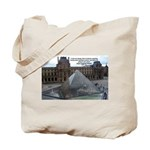 Renoir The Louvre & Nature Tote Bag